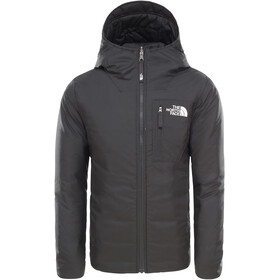 The North Face Reversible Perrito Jacket Gutter TNF Medium Grey Heather